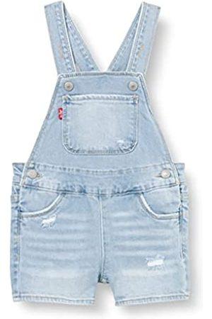 Levi's LVG NEON CAP SHORTALL C922 Canastilla para bebés y niños pequeños para Niñas