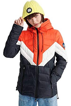Superdry Colour Block Eclipse Padded Jacket Chaqueta