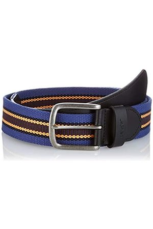 Levi's Classic Leather & Webbing Belt Cinturn