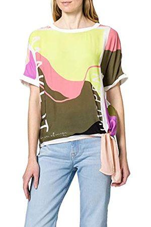 Gerry Weber T-Shirt 1/2 Arm Camiseta 38 para Mujer
