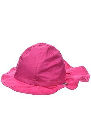 Sterntaler Sombrero unisex con cintas y protector de cuello, Edad: de 6-9 meses, Tamaño: 45