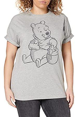 Disney Winnie The Pooh-Sketch Camiseta