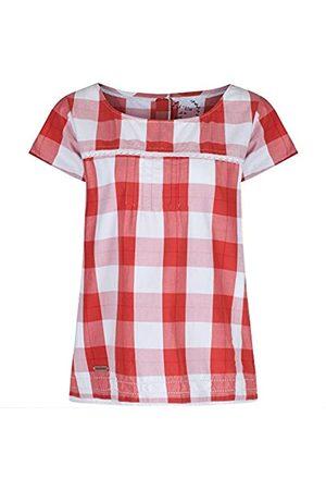 Regatta Great Outdoors - Camiseta de Manga Corta Modelo feronia para Mujer (48/Rojo)