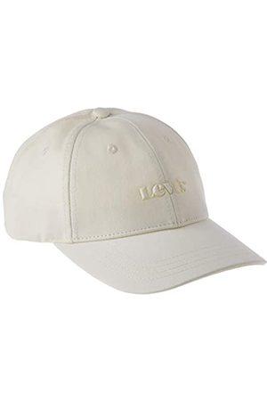 Levi's Women's Tonal TPU Printed Logo Baseball Cap Gorra de bisbol Talla única para Mujer