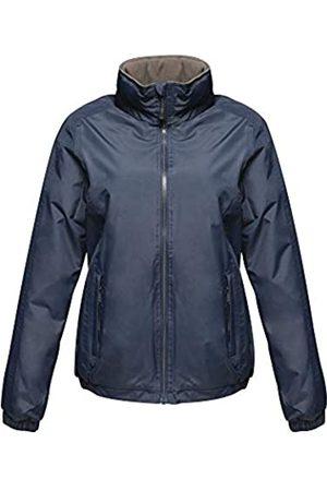 Regatta Dover - Chaqueta bomber impermeable con forro polar y capucha oculta para mujer, Mujer, Chaqueta, TRW298 54018L