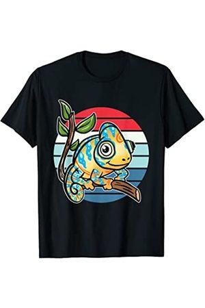 Chameleon Pajama Shirts Pijama camaleón lindo Camiseta
