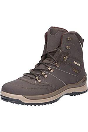 Lowa Sedrun Gtx Mid, Zapatos de High Rise Senderismo para Hombre, (Brown Taupe)