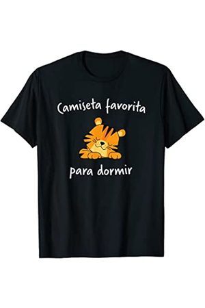 Dormir Dormir Tigre Tigres Diseños Tigre Tigres Dormir Pijama Camisón Camiseta
