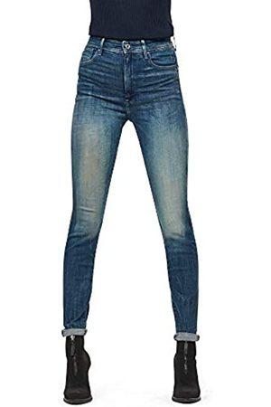 G-Star Kafey Studs Ultra High Waist Skinny Jeans