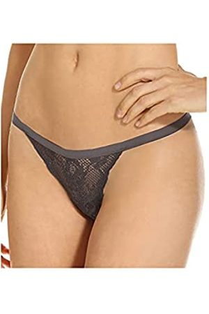 Cosabella Women's Never Say Never Skimpie G-String, Anthracite