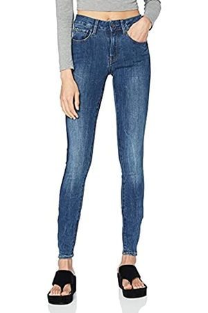 G-Star 3301 D-Mid Waist Super Skinny Jeans Ajustados