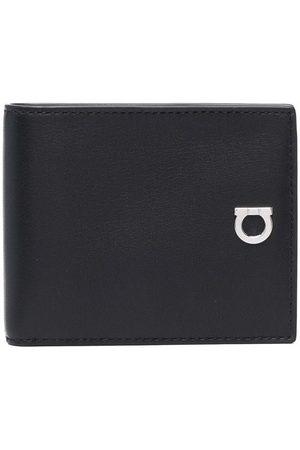Salvatore Ferragamo Hombre Carteras y monederos - Gancini detail leather wallet