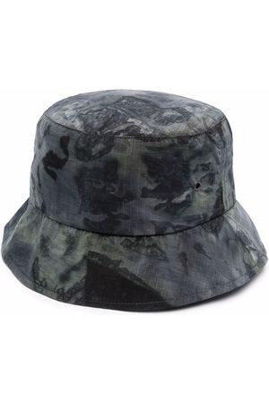 Mackintosh Sombrero de pescador con motivo tie-dye