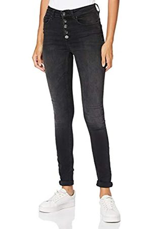 ONLY NOS Onlblush Hw Button Sk Jeans Rea1099 Noos, Vaqueros skinny Mujer