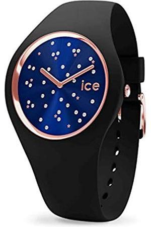 Ice-Watch ICE Cosmos Star Deep Blue - Reloj para Mujer con Correa de Silicona