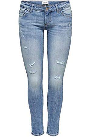 ONLY Onlcoral SL Skinny DEST BB Amom-45 Noos Jeans elásticos
