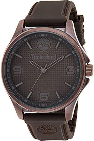 Timberland Hombre Relojes - Reloj Analógico para Hombre de Cuarzo con Correa en Silicona TBL15947JYBN.12P