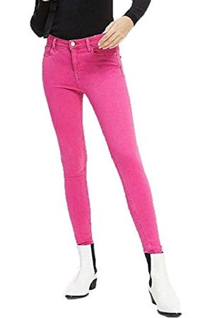 Tommy Hilfiger Mujer Nora Mid Rise Skinny Ankle Pnkg Straight Jeans