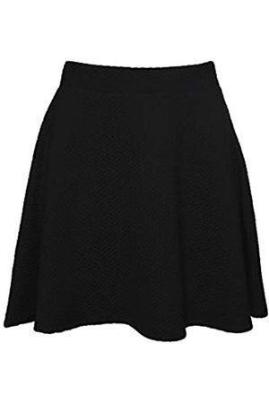 Superdry Mujer Skater - Textured Skater Skirt Falda