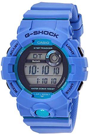 Casio G-SHOCK Reloj Digital, Contador de pasos, Sensor de movimiento, Aplicación de deporte gratuita para descargar, 20 BAR, para Hombre