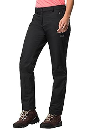 Jack Wolfskin Parana Pants W - Pantalones de Senderismo Impermeables para Mujer, Mujer, 1111861