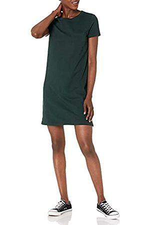 Goodthreads Heavyweight Cotton Slub T-Shirt Pocket Dress Vestido