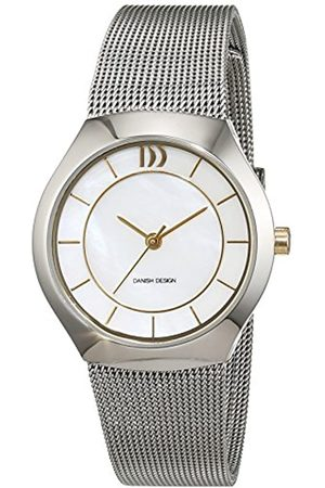 Danish Design Reloj Analógico para Mujer de Cuarzo con Correa en Acero Inoxidable IV65Q1132