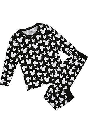 Disney Mickey Mouse Ditsy Pyjama Set Juego de Pijama