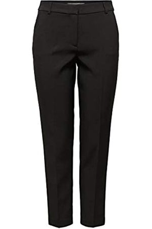 ONLY Mujer Pantalones con pinzas - Onlvilda-Astrid MW Cigarette Pant CC TLR Pantalón
