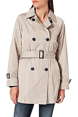 Geox Mujer Gabardinas - W AIRELL TRENCH - POLYESTER CA JACKET