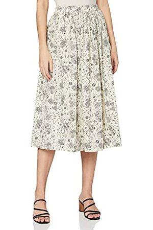 People Tree Print Skirt Falda