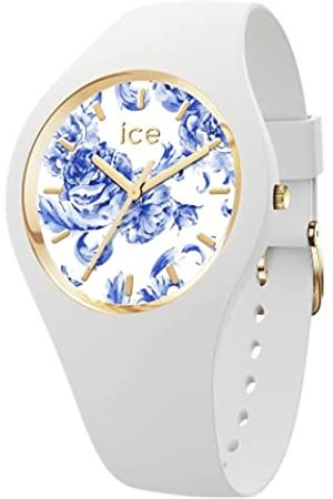 Ice-Watch Reloj analógico para Mujer de Cuarzo con Correa en Silicona 019227