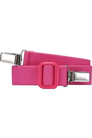 Playshoes Niña Cinturones - Elastik-Gürtel Clip Uni Cinturón