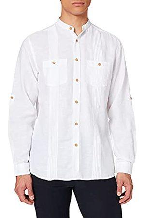 Springfield Lino Cuban Mao Camisa