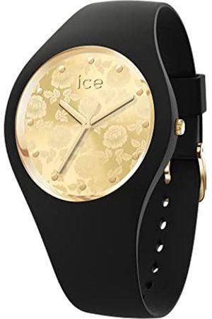 Ice-Watch ICE glam brushed Clay - Reloj Rosa para Mujer con Correa de Silicona, 019525