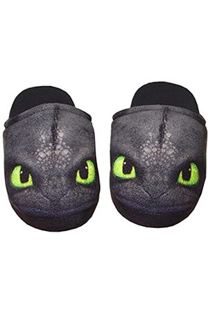 Dragons Hombre Chanclas - DreamWorks Slippers Toothless
