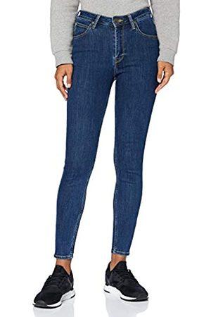 Lee Mujer Cintura alta - Scarlett High Zip Jeans
