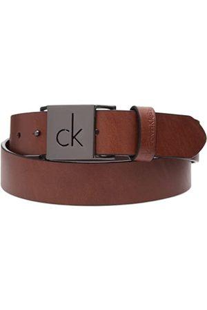 Calvin Klein Hombre Cinturones - Cinturón liso para hombre