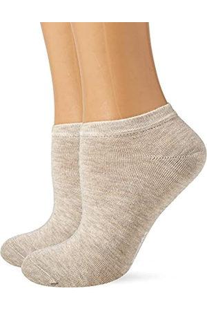 Camano Mujer Ropa - 3318 Calcetines cortos 35-38 (Pack de 2) para Mujer