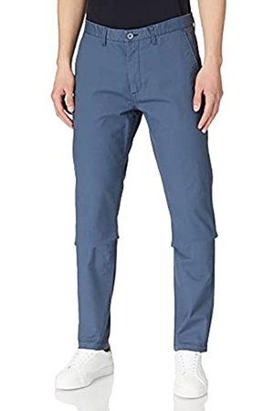 Springfield Hombre Pantalones chinos - Chino Slim Micro Print Pantalones