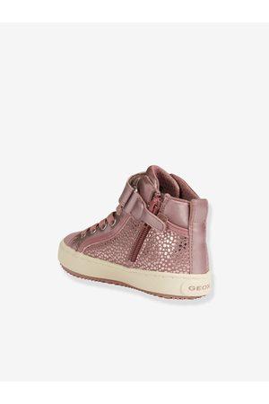Geox Niña Zapatillas deportivas - Zapatillas Mid Kalispera Girl ® oscuro estampado