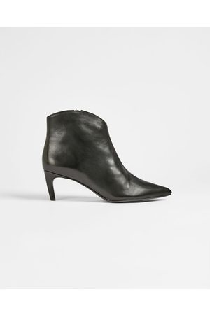 Ted Baker Leather 60mm Stiletto Boot