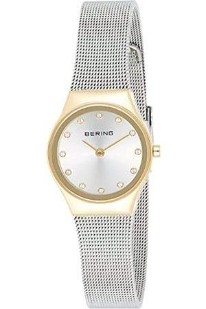 BERING Reloj Analógico Classic Collection para Mujer de Cuarzo con Correa en Acero Inoxidable y Cristal de Zafiro 12924-001