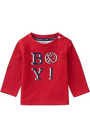 Noppies B T-Shirt LS Ceres Camiseta, Scarlet Sage-P591