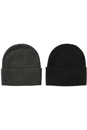 Amazon 2-Pack Knit Hat Skull-Caps,