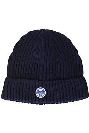 North Sails Hombre Gorros - Beanie W/Logo Gorro para Clima frío