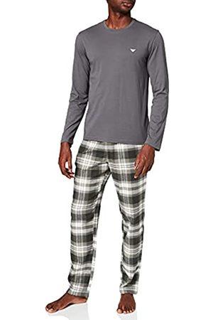 Emporio Armani Pattern Mix Pyjama Set de Pajama
