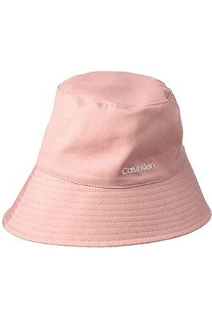 Calvin Klein Mujer Sombreros - Jeans Oversized Rev Bucket Hat Sombrero de Copa Baja