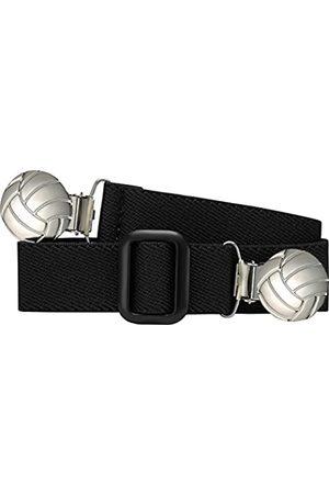 Playshoes Niño Cinturones - Elastik-Gürtel Fußball-Clip Uni Cinturón
