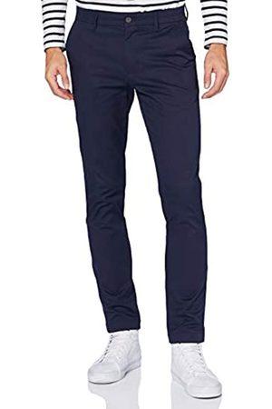 Calvin Klein Hombre Pantalones chinos - Ckj026 Slim Stretch Chino Pant Pantalones